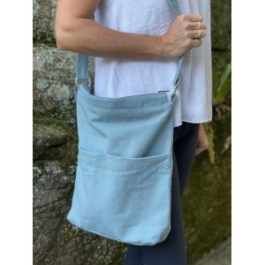 Cross-body Canvas Bag